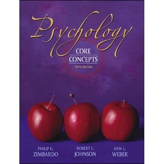 VangoNotes for Psychology: Core Concepts, 5/e (Original Staging Nonfiction) E-Book Download