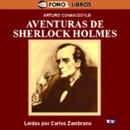 Aventuras de Sherlock Holmes [The Adventures of Sherlock Holmes] MP3 Audiobook