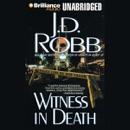 Witness in Death: In Death, Book 10 (Unabridged) MP3 Audiobook