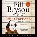 Shakespeare: the World As Stage (Unabridged) [Unabridged Nonfiction] MP3 Audiobook