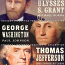 Eminent Lives: The Presidents Collection (Unabridged) [Unabridged Nonfiction] MP3 Audiobook