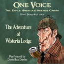 The Adventure of Wisteria Lodge (Unabridged) MP3 Audiobook