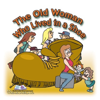 The Old Woman Who Lived in a Shoe (Unabridged) E-Book Download