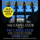 The Camel Club Audio Box Set MP3 Audiobook