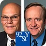 In the News with Jeff Greenfield at the 92nd Street Y featuring James Carville and Paul Begala MP3 Audiobook