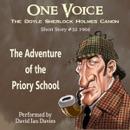 The Adventure of the Priory School (Unabridged) MP3 Audiobook