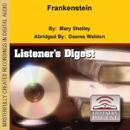 Frankenstein (Abridged Fiction) MP3 Audiobook