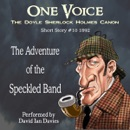 The Adventure of the Speckled Band (Unabridged) MP3 Audiobook