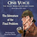 The Adventure of the Final Problem (Unabridged) MP3 Audiobook