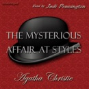 The Mysterious Affair at Styles (Unabridged) MP3 Audiobook