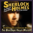 The Adventures of Sherlock Holmes: The Boscombe Valley Mystery (Unabridged) MP3 Audiobook