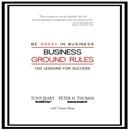 Business Ground Rules: Be Great in Business (Unabridged) MP3 Audiobook