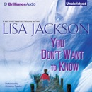You Don't Want to Know (Unabridged) MP3 Audiobook