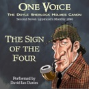 The Sign of the Four (Unabridged) MP3 Audiobook