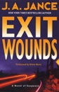 Exit Wounds: A Novel of Suspense (Abridged Fiction) MP3 Audiobook