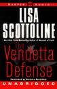 The Vendetta Defense (Abridged Fiction) MP3 Audiobook