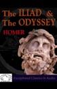 The Iliad & The Odyssey (Unabridged) MP3 Audiobook