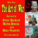 The Art of War: Three Complete Audiobook Set (Unabridged) MP3 Audiobook