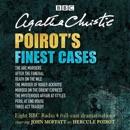 Poirot's Finest Cases: Eight Full-Cast BBC Radio Dramatisations MP3 Audiobook