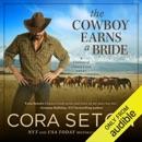 The Cowboy Earns a Bride (Unabridged) MP3 Audiobook