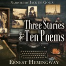 Three Stories and Ten Poems (Unabridged) MP3 Audiobook