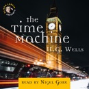 Alison Larkin Presents: The Time Machine (Unabridged) MP3 Audiobook