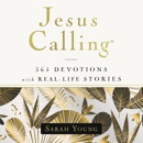 Jesus Calling, 365 Devotions with Real-Life Stories, with Full Scriptures MP3 Audiobook