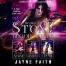 Stone Blood Series: Books 1-3 (Unabridged) MP3 Audiobook