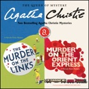 The Murder on the Links & Murder on the Orient Express MP3 Audiobook