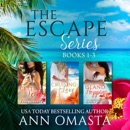 The Escape Series (Books 1 - 3): Getting Lei'd, Cruising for Love, and Island Hopping: A Rom Com Beach Romance Series (Unabridged) MP3 Audiobook