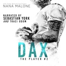 Dax: The Player, Book 2 (Unabridged) MP3 Audiobook