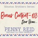 Winston Brothers Bonus Content - 03: Dear Beau MP3 Audiobook