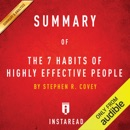 Summary of 'The 7 Habits of Highly Effective People' by Stephen R. Covey Includes Analysis (Unabridged) MP3 Audiobook