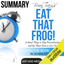 Brian Tracy's Eat That Frog! (Unabridged) MP3 Audiobook
