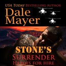 Stone's Surrender: Heroes for Hire, Book 2 (Unabridged) MP3 Audiobook