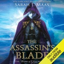 The Assassin's Blade: The Throne of Glass Novellas (Unabridged) MP3 Audiobook