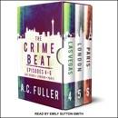 The Crime Beat: Episodes 4-6: Las Vegas, London, Paris MP3 Audiobook