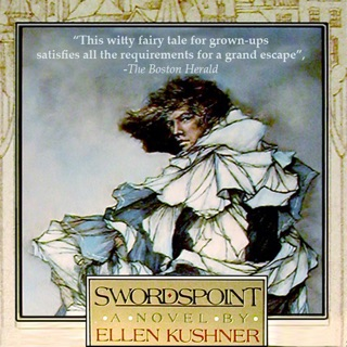Swordspoint: A Melodrama of Manners (Unabridged) E-Book Download
