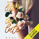 A Little Too Late (Unabridged) MP3 Audiobook