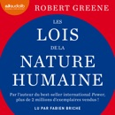 Les lois de la nature humaine MP3 Audiobook