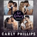 Hot Heroes Series: Fearless, Breathe, Freed, and Dream MP3 Audiobook
