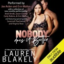 Nobody Does It Better (Unabridged) MP3 Audiobook