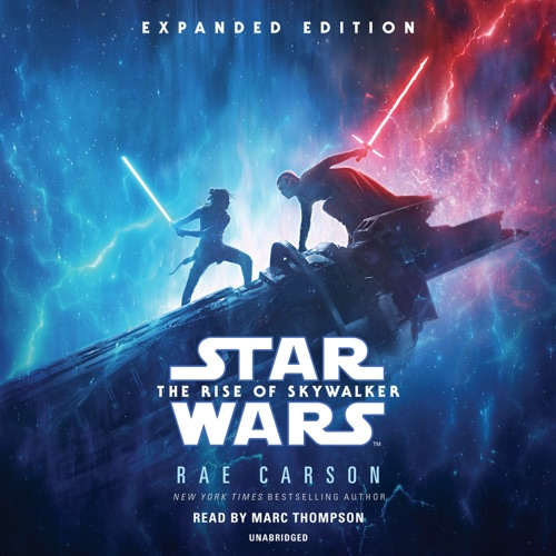 The Rise of Skywalker: Expanded Edition (Star Wars) (Unabridged) Listen, MP3 Download