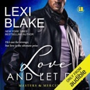 Love and Let Die: Masters and Mercenaries, Book 5 (Unabridged) MP3 Audiobook