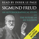 An Autobiographical Study and The Future of an Illusion (Unabridged) MP3 Audiobook