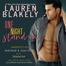 One Night Stand-In (Unabridged) MP3 Audiobook