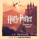 Harry Potter y la Orden del Fénix MP3 Audiobook