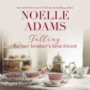Falling for Her Brother's Best Friend: Tea for Two, Book 1 (Unabridged) MP3 Audiobook