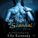 One Night of Scandal (Unabridged) MP3 Audiobook