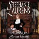 A Match for Marcus Cynster: A Cynster Novel MP3 Audiobook